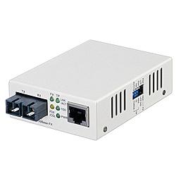 【送料無料】バッファロー LTR2-TX-SFC5R 光メディアコンバータ 100BASE-TX←→100BASE-FX(SC)変換 シングルモード5km【在庫目安:お取り寄せ】