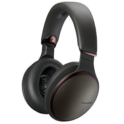 【送料無料】Panasonic RP-HD600N-G ワイヤレスステレオヘッドホン (オリーブグリーン)【在庫目安:お取り寄せ】| AV機器 オーバーヘッドヘッドホン