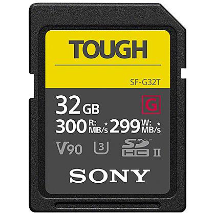 【送料無料】SONY(VAIO) SF-G32T SDHC UHS-II メモリーカード Class10 32GB【在庫目安:僅少】