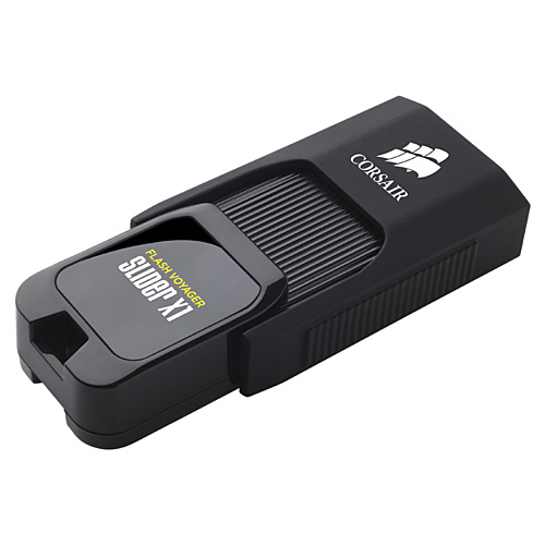 【送料無料】Corsair CMFSL3X1-256GB Flash Voyager Slider X1 スライド式USBメモリ 256GB【在庫目安:お取り寄せ】| パソコン周辺機器 USBメモリー USBフラッシュメモリー USBメモリ USBフラッシュメモリ USB メモリ