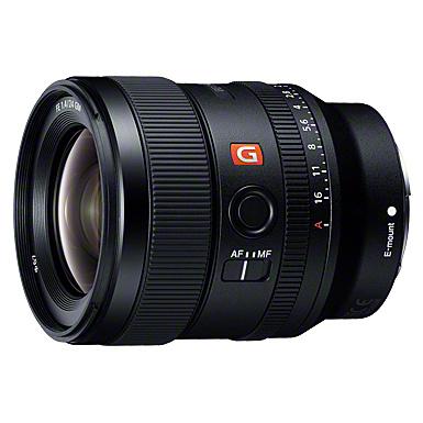 【送料無料】SONY(VAIO) SEL24F14GM Eマウント交換レンズ FE 24mm F1.4 GM【在庫目安:お取り寄せ】| カメラ 単焦点レンズ 交換レンズ レンズ 単焦点 交換 マウント ボケ