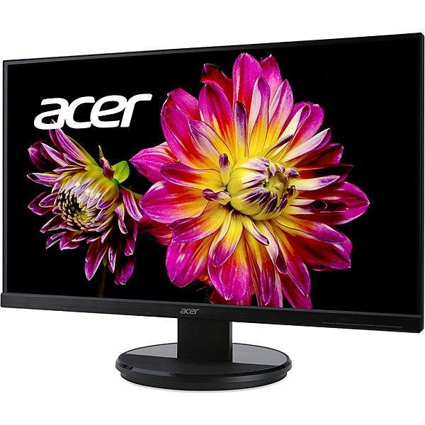 【在庫目安:あり】【送料無料】Acer 27型ワイド液晶ディスプレイ K272HLEbmidx (非光沢/ 1920x1080/ 300cd/ 100000000:1/ 4ms/ ブラック/ ミニD-Sub15ピン・DVI-D24ピン・HDMI/ ゼロフレーム)