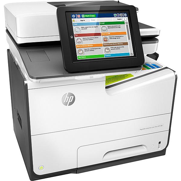 【送料無料】 G1W41A#ABJ HP PageWide Enterprise Color MFP 586z【在庫目安:僅少】