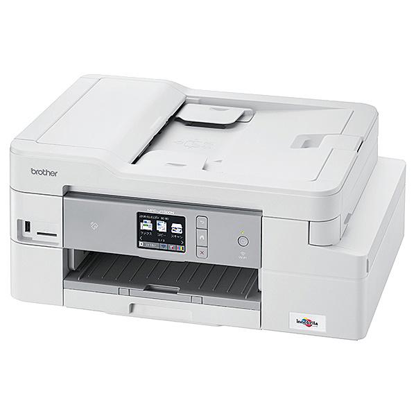 【送料無料】ブラザー MFC-J1500N A4インクジェット複合機/ FAX/ ADF/ 有線・無線LAN/ 手差しトレイ/ 両面印刷【在庫目安:僅少】