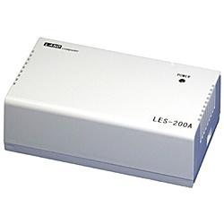【送料無料】ランドコンピュータ LES-200A RGBアナログ信号延長器(Aユニット)【在庫目安:お取り寄せ】