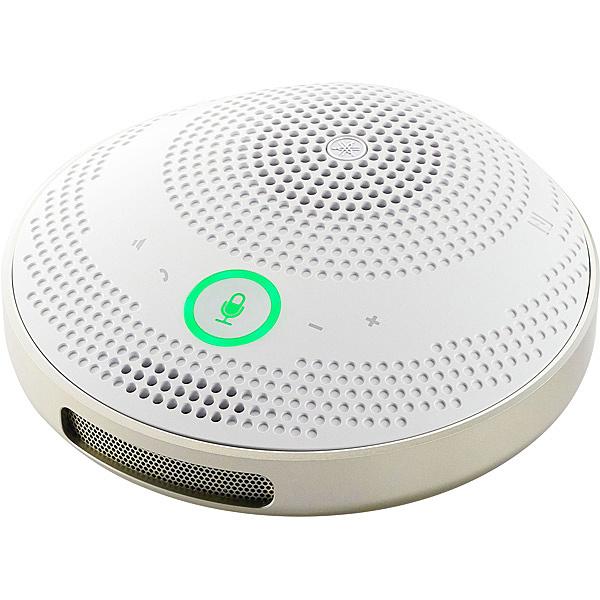 【在庫目安:あり】【送料無料】ヤマハ YVC-200(W) ユニファイドコミュニケーションスピーカーフォン ホワイト