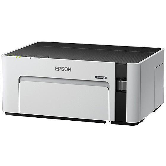 【送料無料】EPSON PX-S170T A4モノクロインクジェットプリンター/ エコタンク搭載モデル/ 前面給排紙/ 無線LAN対応モデル【在庫目安:お取り寄せ】