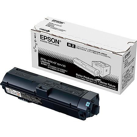 【送料無料】EPSON LPB4T24 A4モノクロページプリンター用 ETカートリッジ/ Sサイズ(約2700ページ)【在庫目安:お取り寄せ】| トナー カートリッジ トナーカットリッジ トナー交換 印刷 プリント プリンター
