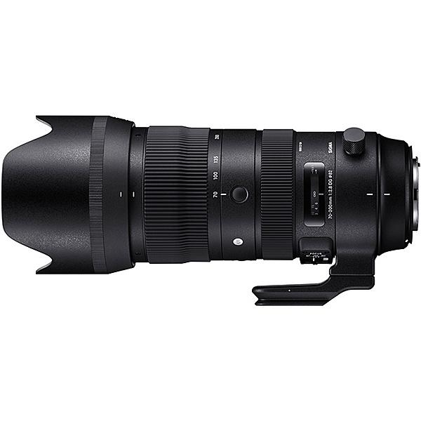 【送料無料】SIGMA 70-200mmF2.8DG OS HSM (S) EO 70-200mm F2.8 DG OS HSM | Sports EO【在庫目安:お取り寄せ】| カメラ ズームレンズ 交換レンズ レンズ ズーム 交換 マウント