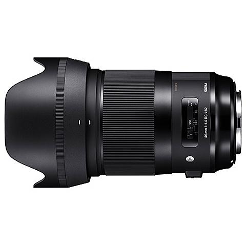 【送料無料】SIGMA 40mmF1.4DG HSM NA 40mm F1.4 DG HSM | Art NA【在庫目安:お取り寄せ】| カメラ 単焦点レンズ 交換レンズ レンズ 単焦点 交換 マウント ボケ