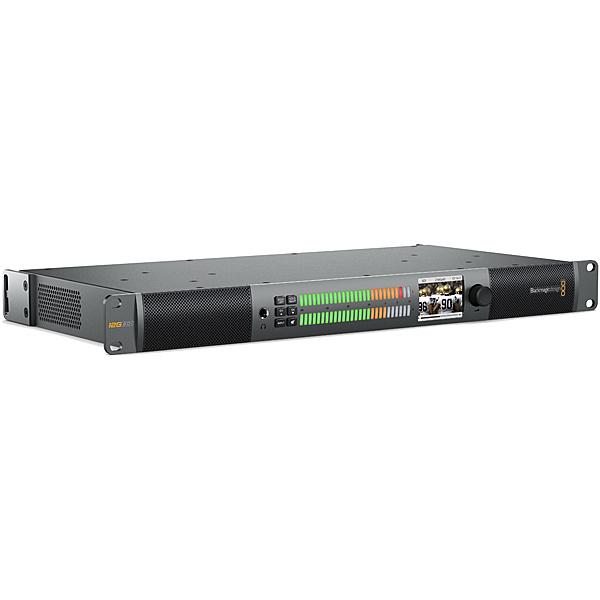 【送料無料】Blackmagic Design HDL-AUDMON1RU12G Blackmagic Audio Monitor 12G【在庫目安:お取り寄せ】| パソコン周辺機器 グラフィック ビデオ オプション ビデオ パソコン PC