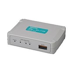 【送料無料】ラウンド SPLH-200 HDMI2分配器(1入力2出力、DVI-D対応、業務用)【在庫目安:お取り寄せ】