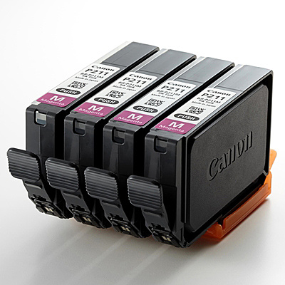 【送料無料】Canon 9034B001 インクタンク BJI-P211 M(4P)【在庫目安:僅少】| 消耗品 インク インクカートリッジ インクタンク 純正 インクジェット プリンタ 交換 新品 マゼンタ
