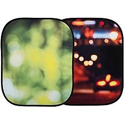 【送料無料】マンフロット LL LB5730 Lastolite アウトオブフォーカス 1.25×1.55m 夏の葉/ シティライツ【在庫目安:お取り寄せ】  カメラ レフ板 リフレクター 反射 ブツ撮り 物撮り
