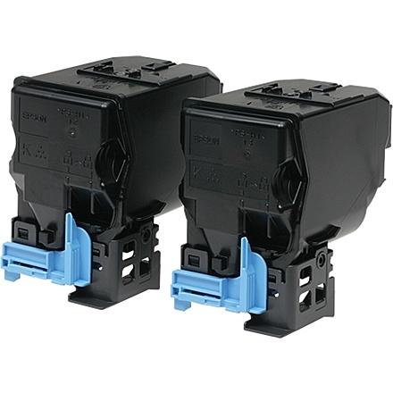【送料無料】EPSON LPC4T11KPV LP-S950用 環境推進トナー/ ブラック×2本パック(7300ページ×2)【在庫目安:僅少】| トナー カートリッジ トナーカットリッジ トナー交換 印刷 プリント プリンター