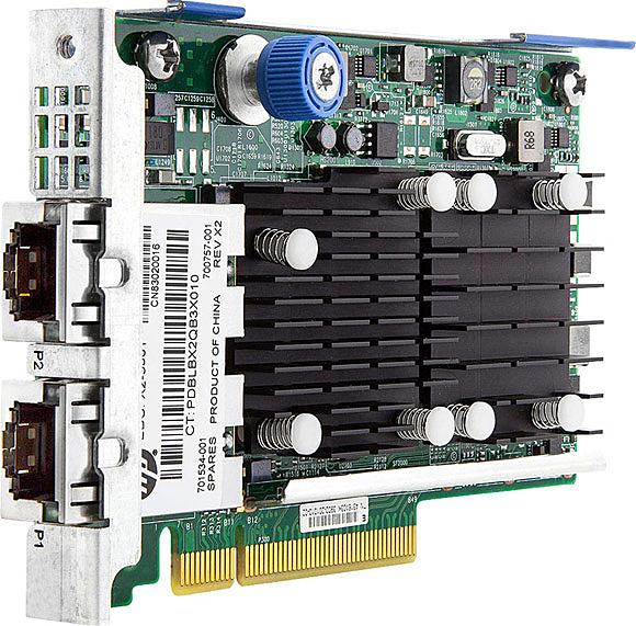 【送料無料】HP 700759-B21 FlexFabric 10Gb 2ポート 533FLR-T ネットワークアダプター【在庫目安:お取り寄せ】
