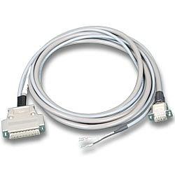 【送料無料】ラインアイ SI-RS259-2P2 RS-232Cケーブル(給電対応) D-sub25ピン(オス)-D-sub9ピン(オス) 2m【在庫目安:お取り寄せ】