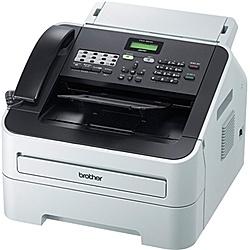 【在庫目安:あり】【送料無料】ブラザー FAX-2840 A4モノクロレーザープリンター複合機/ 20PPM/ FAX/ ADF/ 受話器