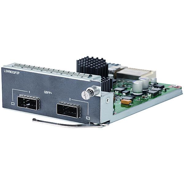 【送料無料】 JH155A HPE 5510 2port QSFP+ Module【在庫目安:お取り寄せ】| パソコン周辺機器 SFPモジュール 拡張モジュール モジュール SFP スイッチングハブ 光トランシーバ トランシーバ PC パソコン
