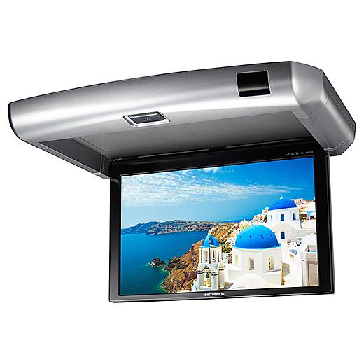 【送料無料】パイオニア TVM-FW1020-S 10.2V型ワイドVGAフリップダウンモニター【在庫目安:お取り寄せ】