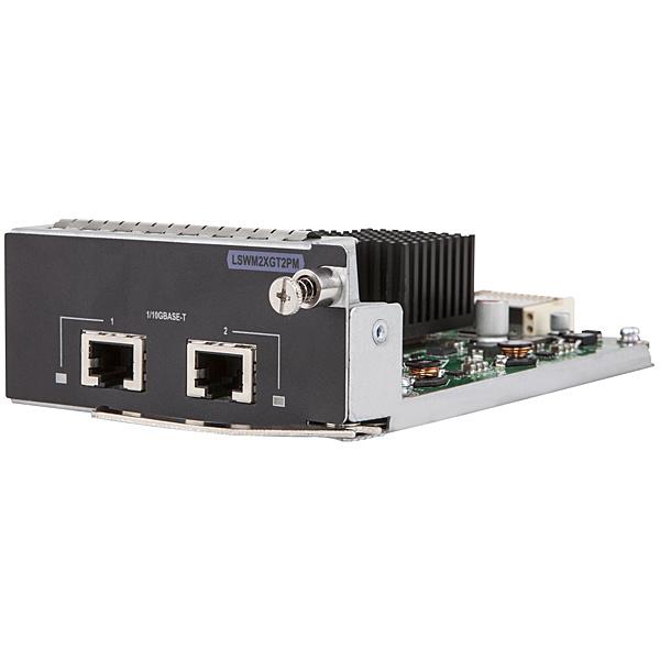 【送料無料】 JH156A HPE 5130/ 5510 10GBASE-T 2port Module【在庫目安:僅少】| パソコン周辺機器 ラインカード ラインモジュール 拡張モジュール モジュール 拡張 PC パソコン