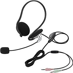ELECOM 再販ご予約限定送料無料 HS-NB05SV ヘッドセット 両耳ネックバンド 1.8m シルバー 在庫目安:僅少 パソコン周辺機器 マイク ゲーミング 通話 今だけ限定15%OFFクーポン発行中 パソコン PC ゲーム