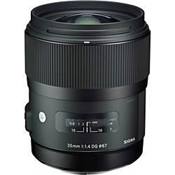 【送料無料】SIGMA 35/1.4DG HSM PA 35mm F1.4 DG HSM ペンタックス用【在庫目安:お取り寄せ】| カメラ 単焦点レンズ 交換レンズ レンズ 単焦点 交換 マウント ボケ