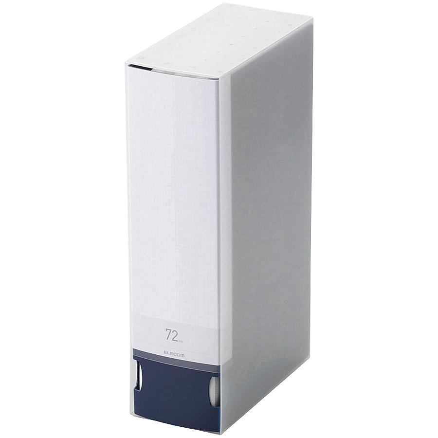 ELECOM CCD-FB72BU CD DVD Blu-ray対応ファイルケース 72枚収納 スーパーセール期間限定 ブルー 在庫目安:お取り寄せ パソコン周辺機器 収納 CDケース DVDケース 保護 ディスク ケース BDケース 本物 ディスクケース