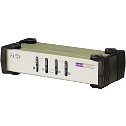 【送料無料】ATEN CS84U マルチインターフェース 4ポート USB KVMスイッチ【在庫目安:僅少】