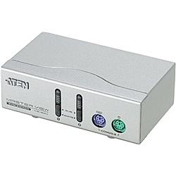 【送料無料】ATEN CS-82A PS/ 2 2ポート KVMスイッチ【在庫目安:お取り寄せ】