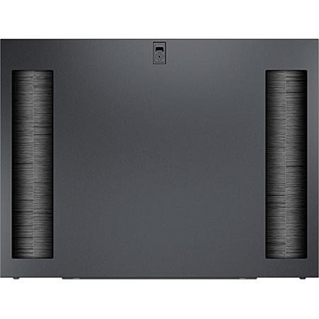 【送料無料】シュナイダーエレクトリック AR7305A NetShelter SX 42U 1070mm Split Feed Through Side Panels Black Qty 2【在庫目安:お取り寄せ】  オフィス オフィス家具 サーバーラック用サプライ サプライ オプション