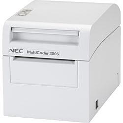 【送料無料】NEC PR-T300S2DCL MultiCoder 300S2DCL【在庫目安:お取り寄せ】| プリンタ サーマルプリンタ ラベルプリンタ サーマル ラベル レシート バーコード コンパクト 小型 モバイル