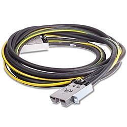 【送料無料】APC SYAOPT5 Symmetra LX 拡張バッテリフレーム接続用延長ケーブル(4.5m)【在庫目安:お取り寄せ】