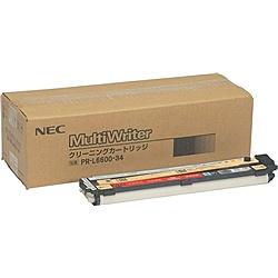 【送料無料】NEC PR-L6600-34 クリーニングカートリッジ【在庫目安:お取り寄せ】
