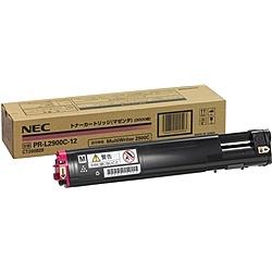 【送料無料】NEC PR-L2900C-12 トナーカートリッジ3K(マゼンタ)【在庫目安:お取り寄せ】  トナー カートリッジ トナーカットリッジ トナー交換 印刷 プリント プリンター