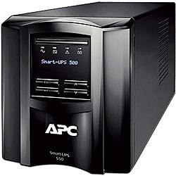 【在庫目安:あり】【送料無料】シュナイダーエレクトリック SMT500J5W APC Smart-UPS 500 LCD 100V 5年保証