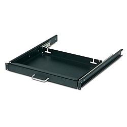 【送料無料】シュナイダーエレクトリック AR8126ABLK Keyboard Drawer -17IN/ 1U Black【在庫目安:お取り寄せ】