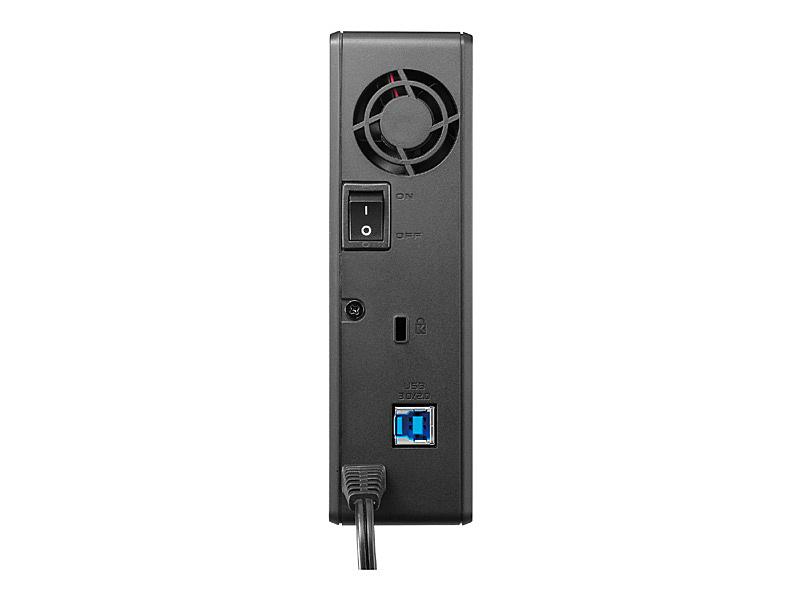 【送料無料】IODATA HDJA-UT8RW USB3.1 Gen1(USB3.0)/ 2.0対応外付けハードディスク(WD Red採用/ 電源内蔵モデル) 8TB【在庫目安:予約受付中】  パソコン周辺機器