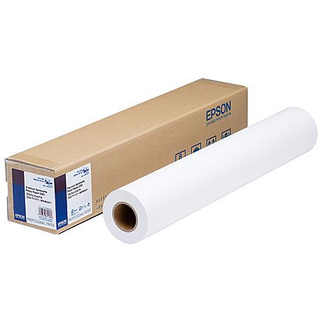 【送料無料】EPSON PXMC24R11 プロフェッショナルフォトペーパー<厚手絹目> (約610mm幅×30.5m)【在庫目安:お取り寄せ】| 消耗品 プロッター用ロール紙 プロッター プロッタ 大判 ロール ラベル