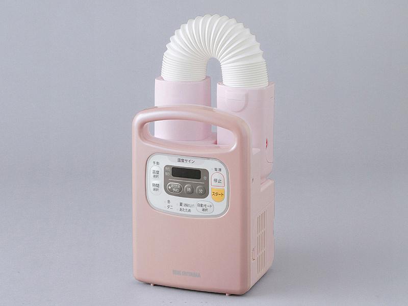 アイリスオーヤマ FK-C3-P ふとん乾燥機 カラリエ タイマー付 ピンク【在庫目安:僅少】