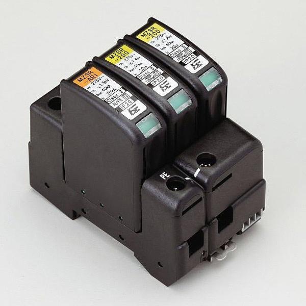 【送料無料】サンコーシヤ 4351R MZSR-200JK2ARI 電源用SPD【在庫目安:お取り寄せ】