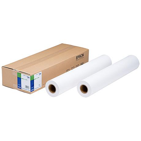 【送料無料】EPSON EPPP9044 SureColor用 普通紙ロール<厚手>/ 約1118mm幅×50m(2本入り)/ 44インチ【在庫目安:僅少】| 消耗品 プロッター用ロール紙 プロッター プロッタ 大判 ロール ラベル
