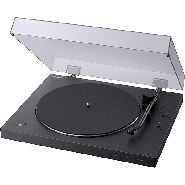 【送料無料】SONY PS-LX310BT ステレオレコードプレーヤー【在庫目安:予約受付中】