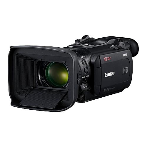 【送料無料】Canon 3668C001 4Kビデオカメラ XA55(JP)【在庫目安:お取り寄せ】