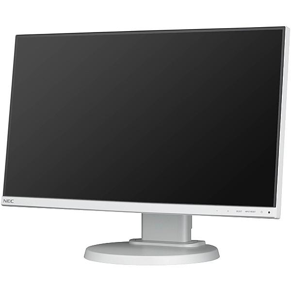【在庫目安:あり】【送料無料】NEC LCD-E221N 〔5年保証〕21.5型3辺狭額縁IPSワイド液晶ディスプレイ(白)