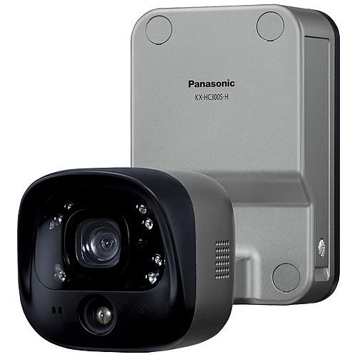 【送料無料】Panasonic KX-HC300S-H 屋外バッテリーカメラ (メタリックブロンズ)【在庫目安:僅少】