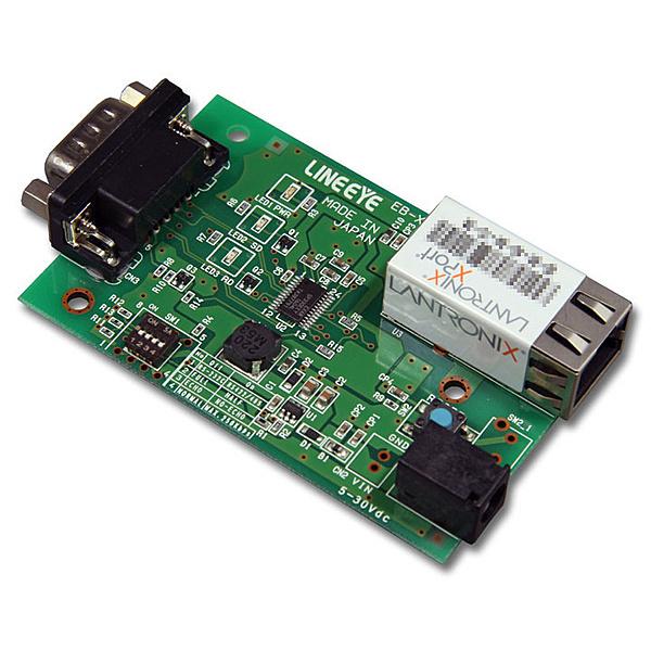 【送料無料】ラインアイ EB-XP061 XPort組込み評価ボード RS-232C/ 422/ 485モデル【在庫目安:お取り寄せ】