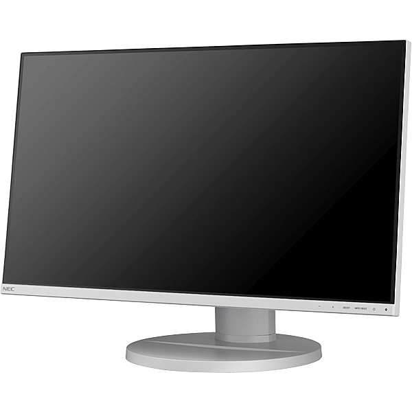【在庫目安:あり】【送料無料】NEC LCD-E271N 〔5年保証〕27型3辺狭額縁IPSワイド液晶ディスプレイ(白)