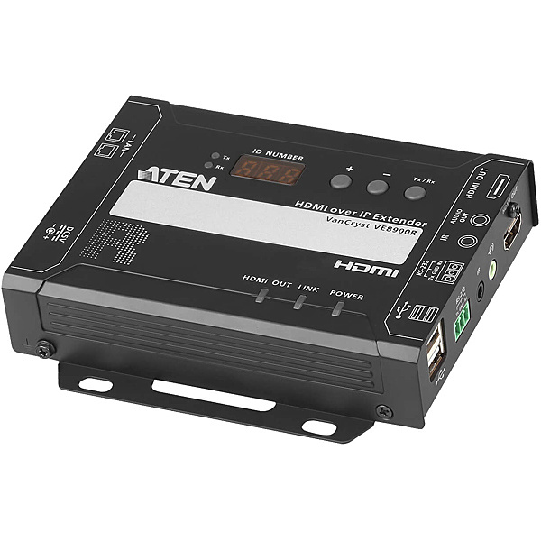 【送料無料】ATEN VE8900R Video over IPレシーバー(HDMI対応)【在庫目安:お取り寄せ】| パソコン周辺機器 複合エクステンダー エクステンダー PC パソコン