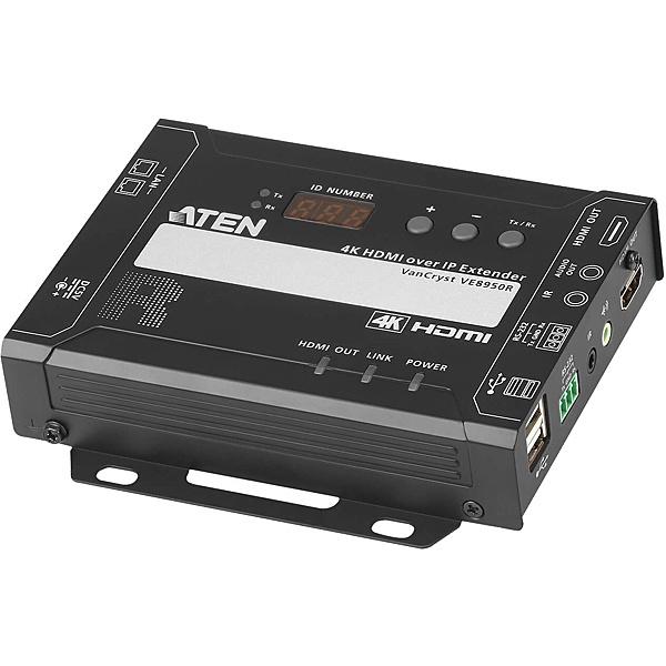 【送料無料】ATEN VE8950R Video over IPレシーバー(4K HDMI対応)【在庫目安:お取り寄せ】